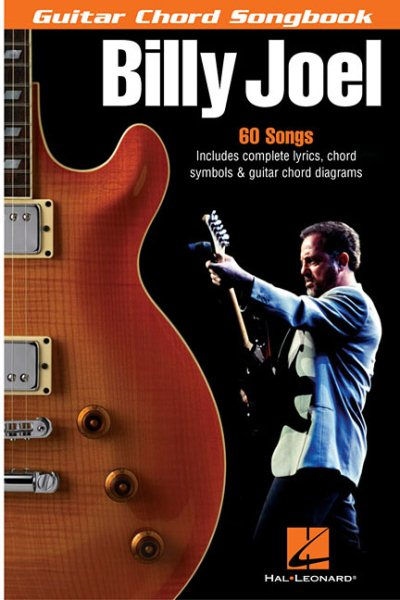 Billy Joel Guitar Chord Songbook by