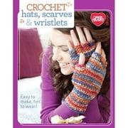 Soho Publishing Crochet Hats, Scarves & Wristlets
