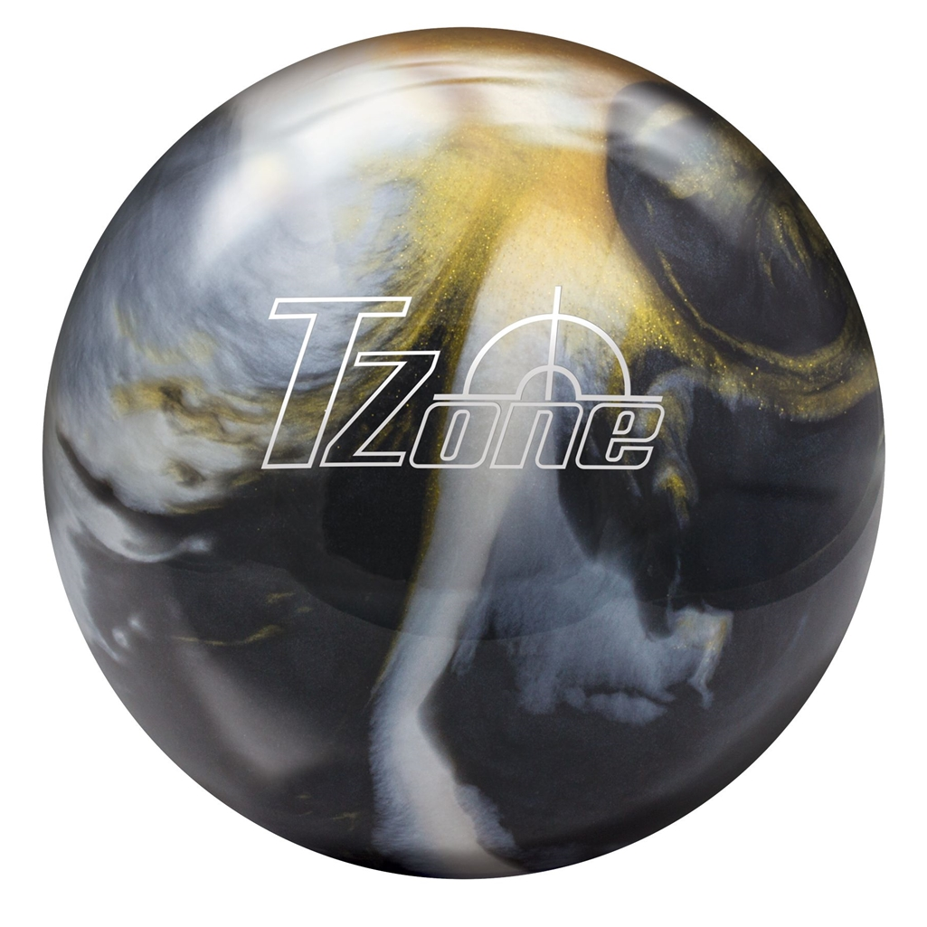 Brunswick T-Zone PRE-DRILLED Bowling Ball- Gold Envy