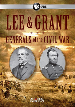 American Experience: Lee & Grant Generals Of The Civil War (DVD) by PBS Video