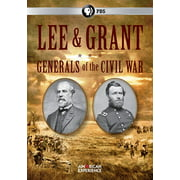 American Experience: Lee & Grant Generals Of The Civil War (DVD)