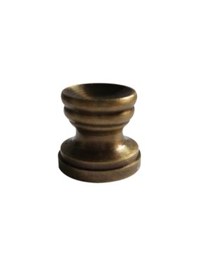 Home Concept Inc Antiqued Brass Lamp Base