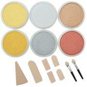 PanPastel® Metallic 6-Color Set