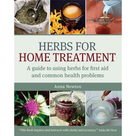 Herbs for Home Treatment -
