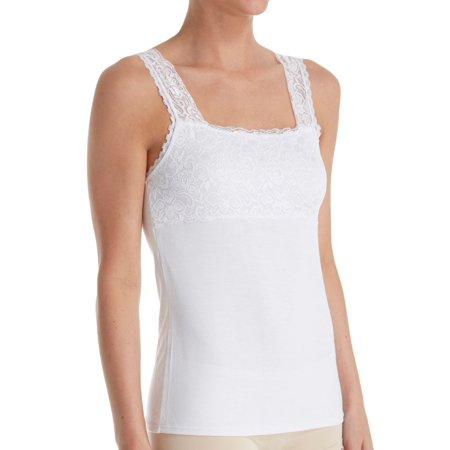 Women's Teri 1506 Lace Top - Empire Waist Lace Camisole