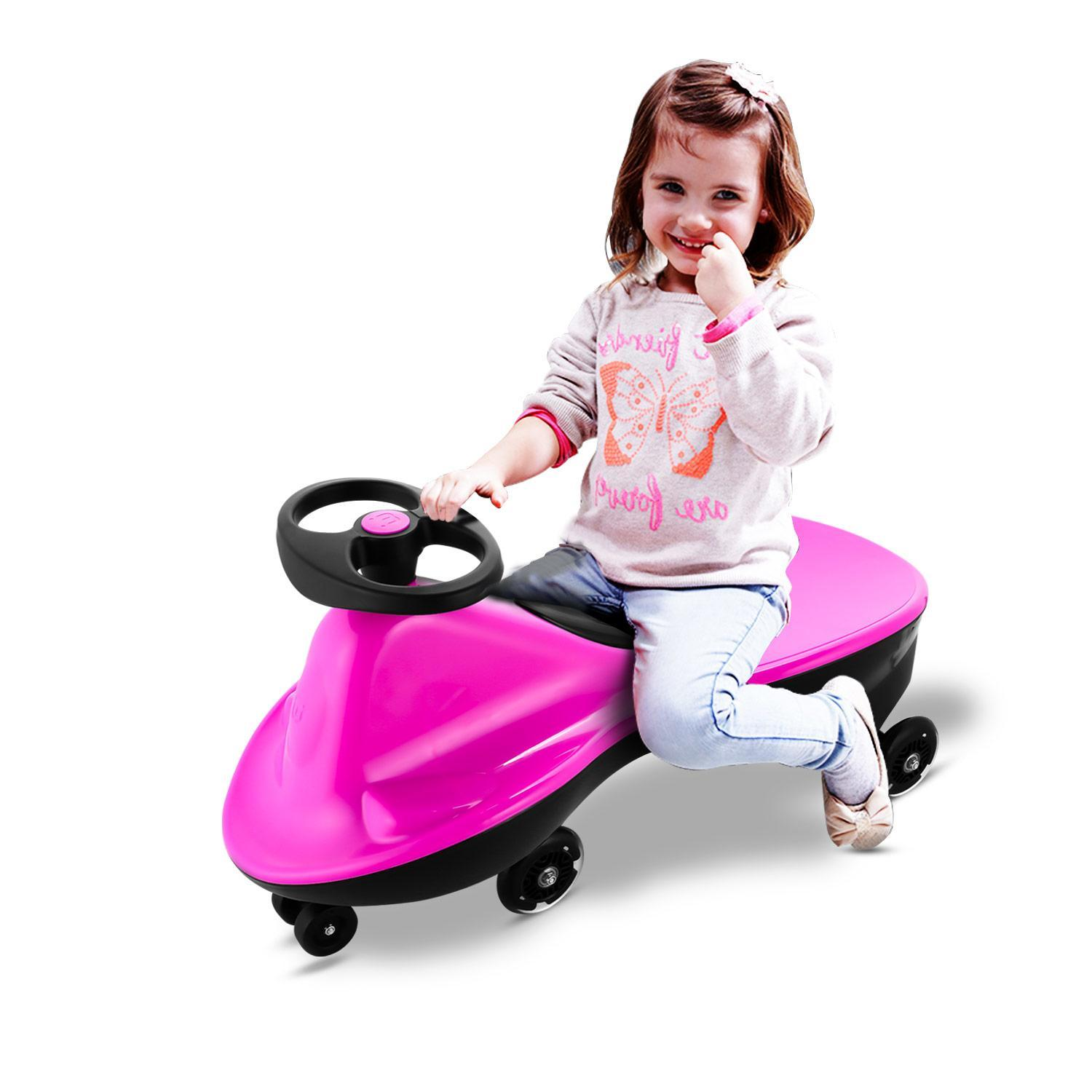 Baby Child Kids Ride on Toy, Ride on Wiggle Happy Car for Boys and Girls 3 + Safety Tested