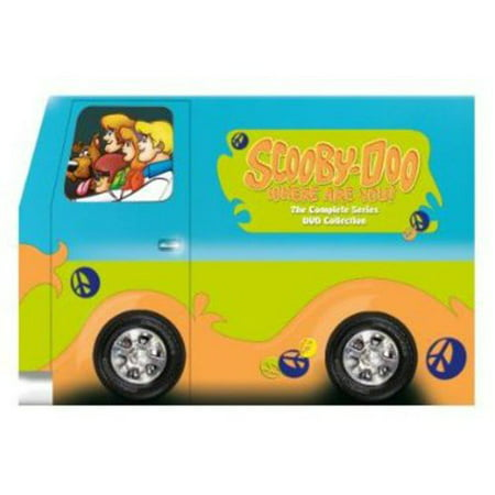 Scooby-Doo, Where Are You!: The Complete Series (With Mystery Machine Van Packaging) (Full - Scooby Doo Halloween Makeup