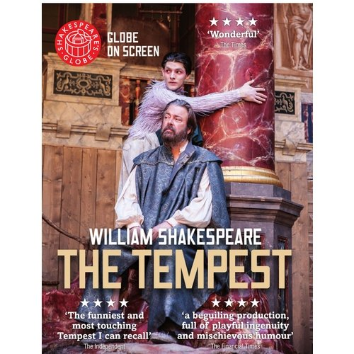 Globe On Screen: William Shakespeare The Tempest by