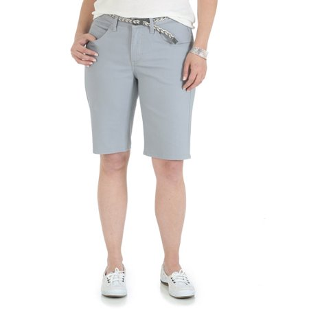 3b560954798 Lee Riders - Riders by Lee Women s Bermuda Short - Walmart.com