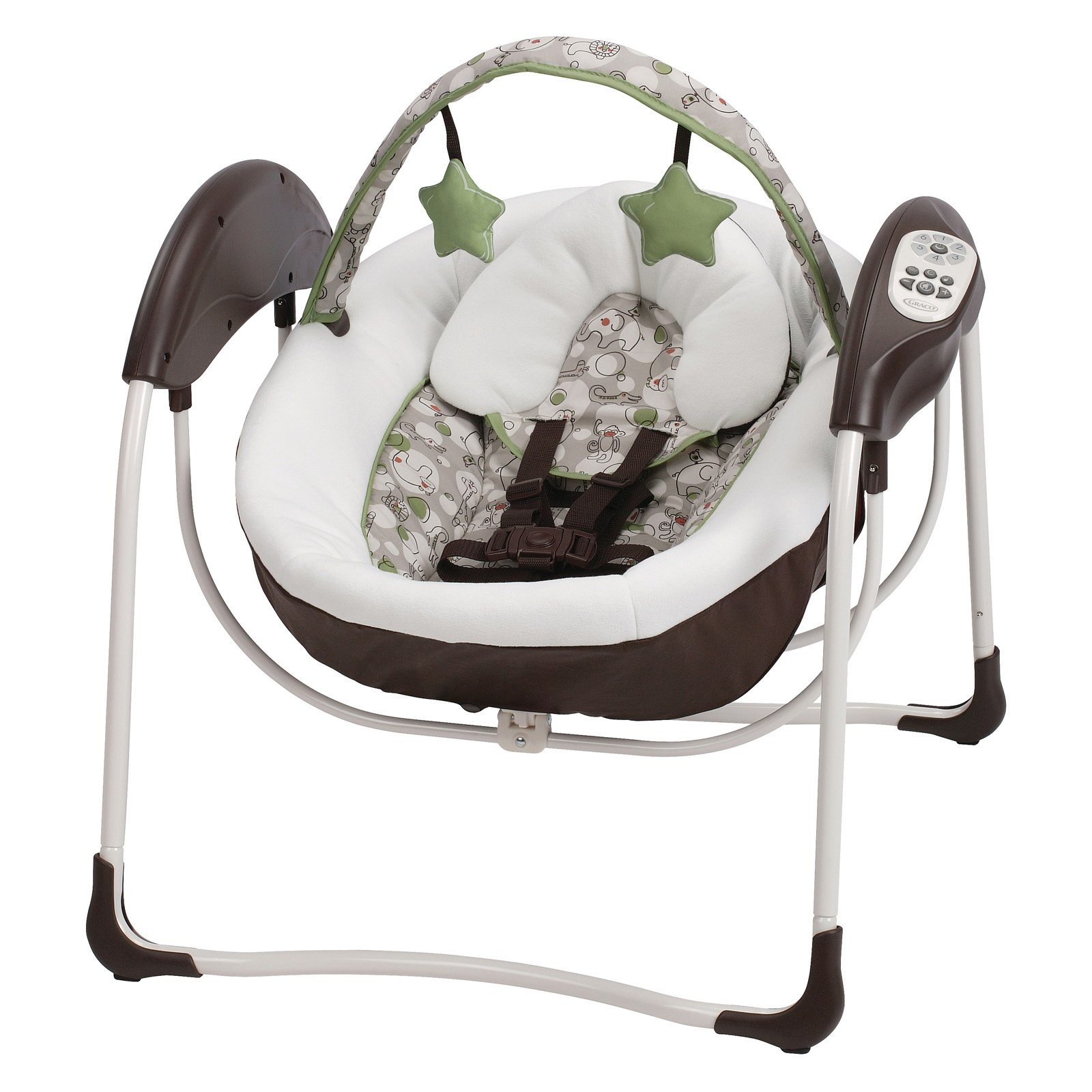 Graco Glider Lite Baby Swing Walmart Com