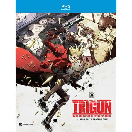 Trigun: Badlands Rumble (Blu-ray)