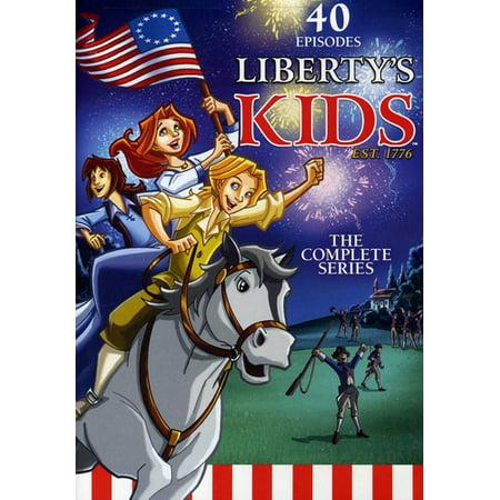 Children Series - Liberty's Kids The Complete Series (DVD)