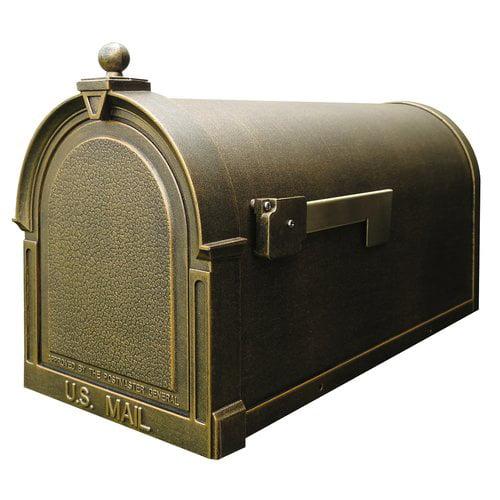 Special Lite Products Berkshire Post Mounted Mailbox Walmart Com Walmart Com