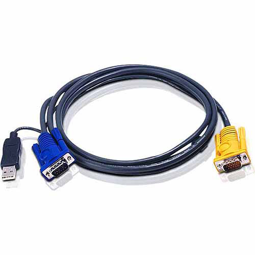 Aten PS/2 to USB Intelligent KVM Cable