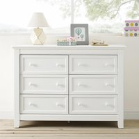 Baby Relax Tia 6-Drawer Dresser, Choose your Finish