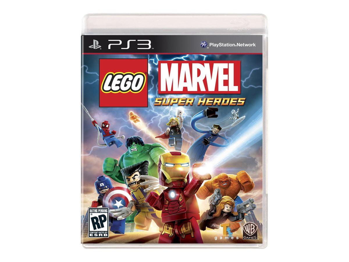 Warner Bros Lego Marvel S Avengers Ps3 Walmart Com