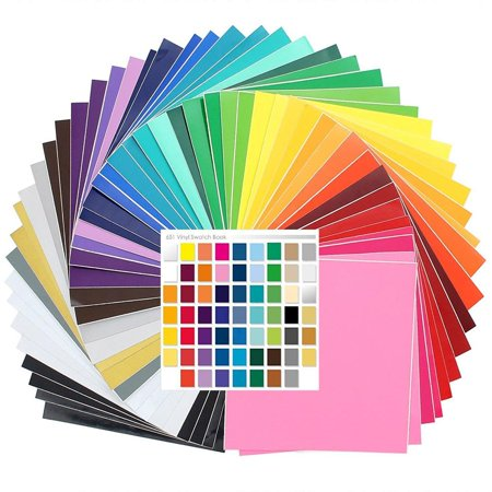 Oracal 631 Matte And 651 Glossy Vinyl 12 X 12 48