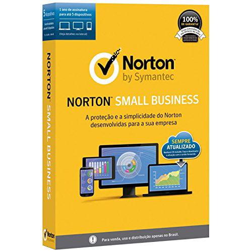 SYMANTEC 21328712 Symantec 21328712 Norton Small Business 5 Dev - 21328712-WN - Pc