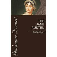 The Jane Austen Collection - eBook