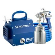 Best Hvlp Sprayers - Fuji Spray Semi-PRO 2 HVLP Spray System, 2202 Review