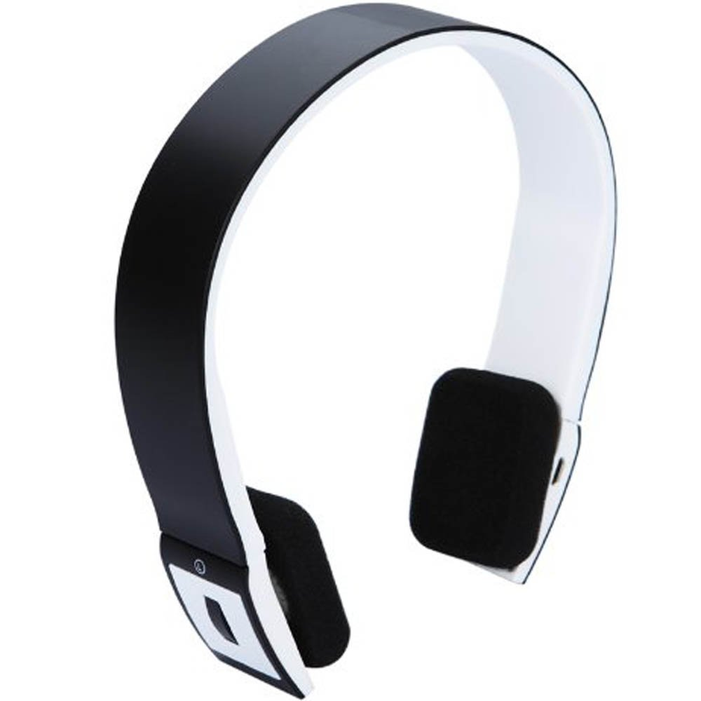 DealStock Wireless Bluetooth Sports Stereo Headphone Headset Overhead Compatible with all Bluetooth Enabled Phones Tablet PC