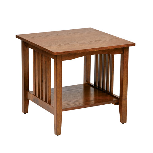 Charlton Home Powell End Table by