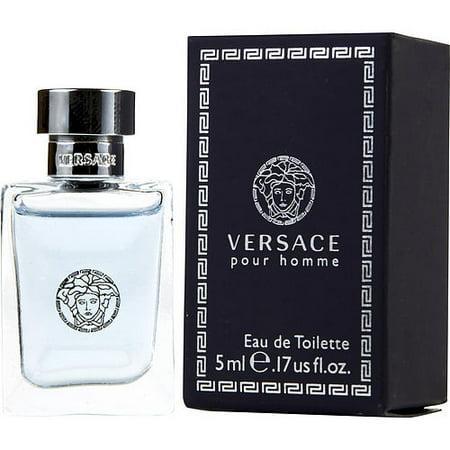 VERSACE SIGNATURE by Gianni Versace - EDT .17 OZ MINI - MEN