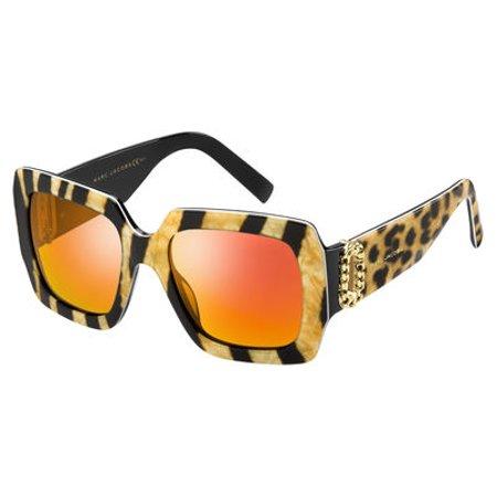 0916d27a56 Marc Jacobs - Marc Jacobs Marc 179 S R S Sunglasses 0ZY5 53 Gdchaleop (UZ  red - Walmart.com