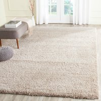 Safavieh California Solid Plush Shag Area Rug or Runner