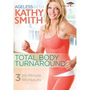 SMITH K-KATHY SMITH-AGELESS TOTAL BODY TURNAROUND (DVD/WS) (DVD)