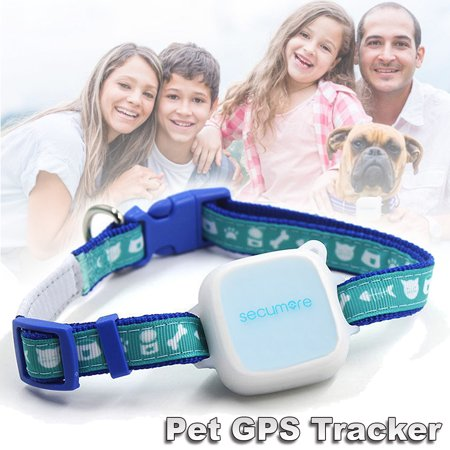 Pet GPS Tracker Device Collar & Activity Monitor Locator Real Time for Pet Cats Dogs, Waterproof, Anti Lost Finder Global Monitor Tracker, Network Tracking,Pet Training