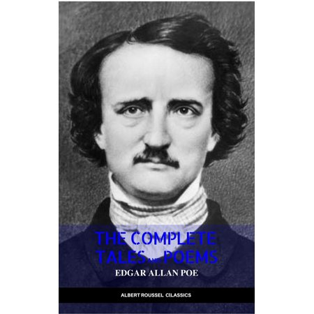 Edgar Allan Poe: Complete Tales and Poems: The Black Cat, The Fall of the House of Usher, The Raven, The Masque of the Red Death... -