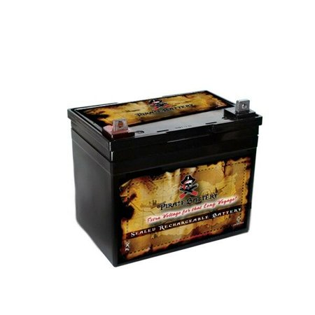 12V 35Ah Rechargeable AGM Deep Cycle Battery for RENOGY PV SOLAR
