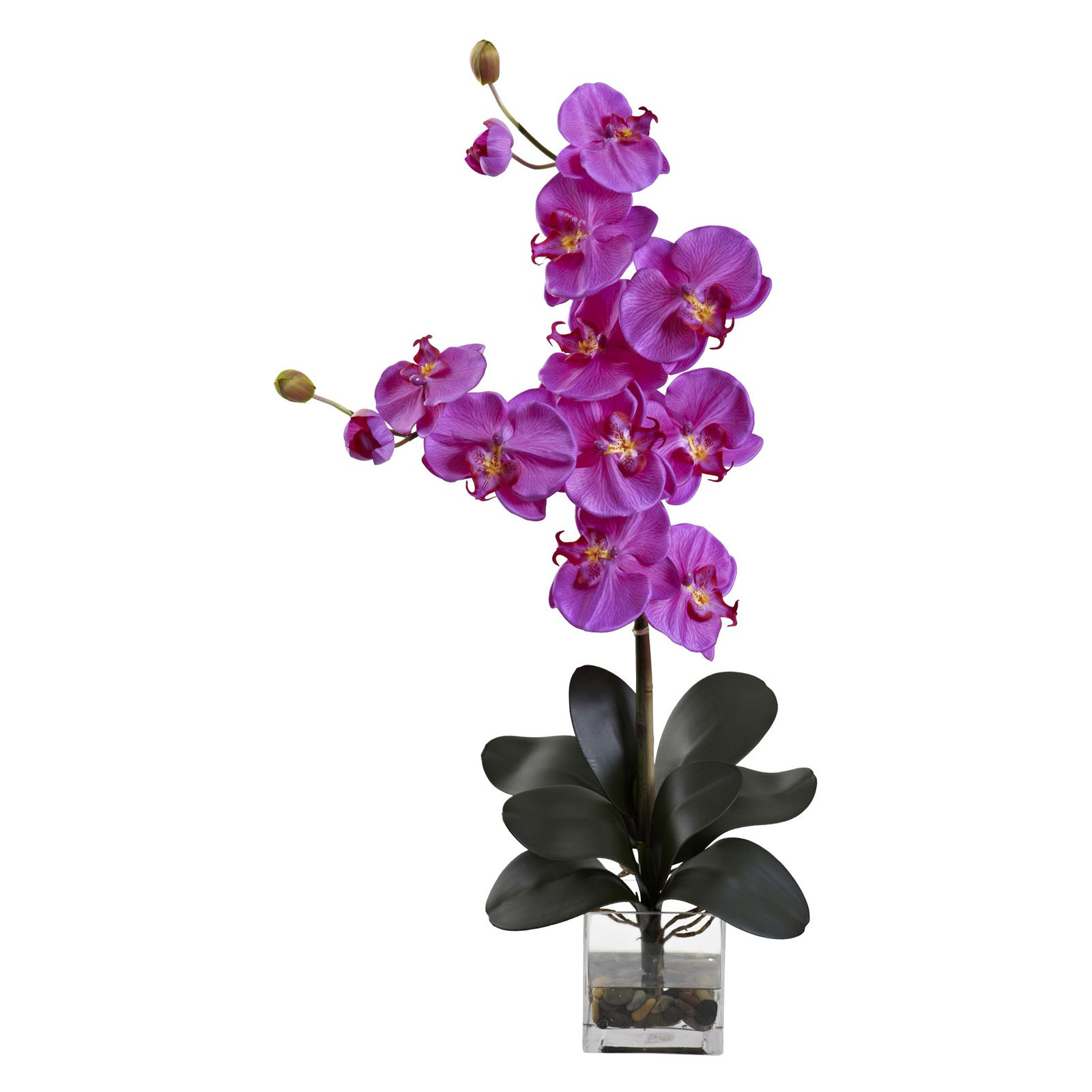 Nearly Natural Double Giant Phalaenopsis Silk Flower