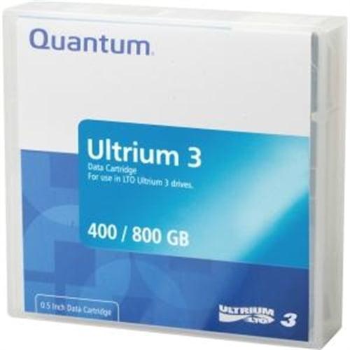 Quantum LTO Ulltrium 3 Data Cartridge MR-L3MQN-20