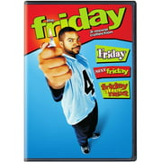 Friday 1-3 Collection by WARNER HOME ENTERTAINMENT