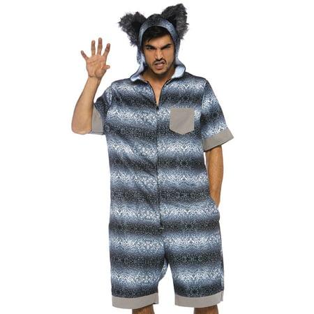 Big Bad Wolf Halloween Costume Men (Leg Avenue Mens Big Bad Wolf Halloween)