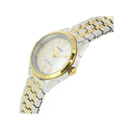 Timex Women's Briarwood TW2R48400 Silver Stainless-Steel Japanese Quartz Dress Watch - image 2 of 3