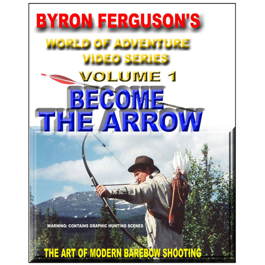 Fergusons Become the Arrow DVD