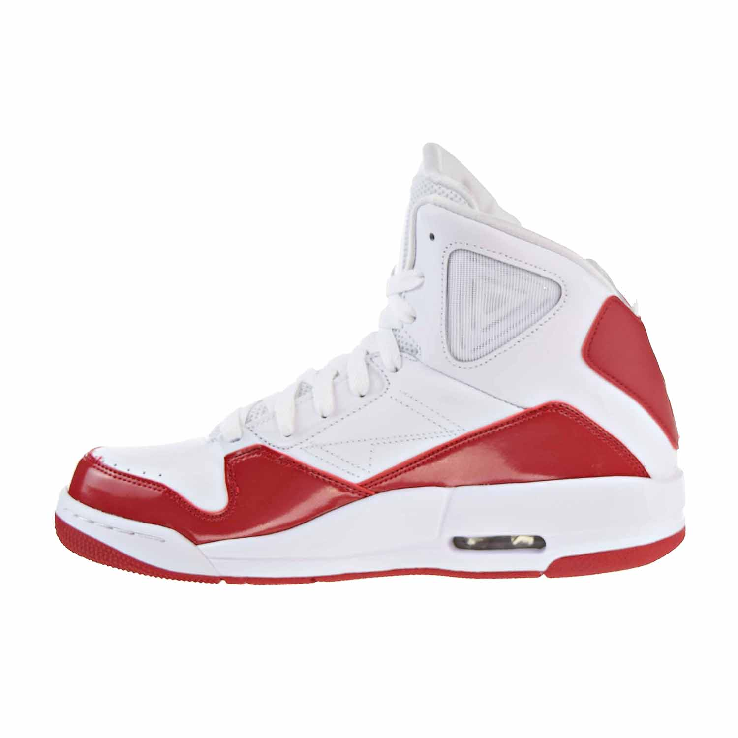 Jordan C-3 Men's Basketball Shoes Shoes Shoes White/Gym Red 629877-116 bafe82