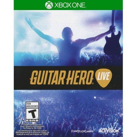 Guitar Hero: Live for Xbox One (Game ONLY)](Baby Hero Games)