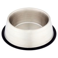 Vibrant Life Stainless Steel Pet Bowl