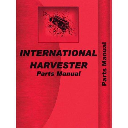 - Parts Manual - 300, 350, New, International