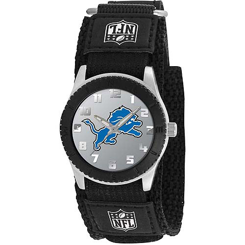 Game Time NFL Men's Detroit Lions Rookie Series Watch by Game Time