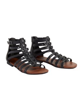 Maurices Women's Braided Gladiator Sandal - Alexis