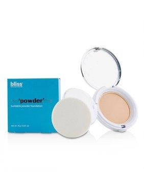 Bliss Em'powder' Me Buildable Powder Foundation - # Shell  9g/0.31oz