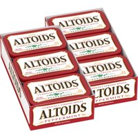 Altoids Classic Peppermint Breath Mints Tins,1.76 Oz (12 Pack)