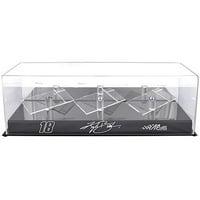 Kyle Busch Fanatics Authentic 1:24 Scale 3-Car Die-Cast Display Case - No Size