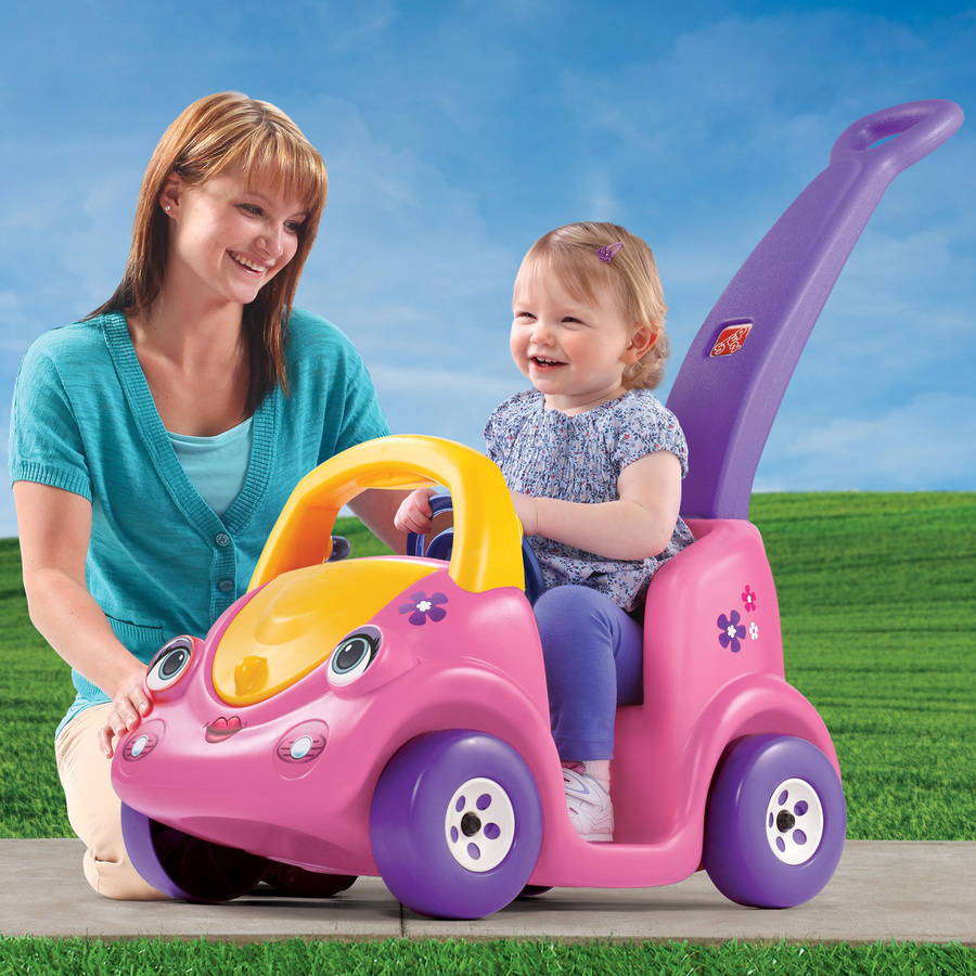 Step2 Push-Around Buggy II Ride-On, Pink