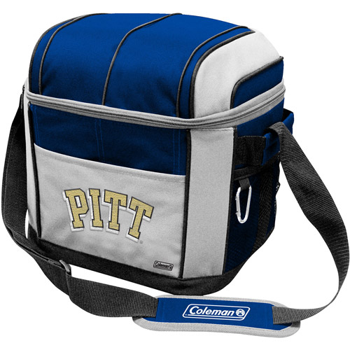 """Coleman 11"""" x 9"""" x 13"""" 24-Can Cooler, Pittsburgh Panthers"""